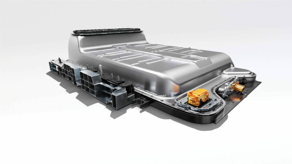 Baterai Mobil Listrik Lithium Ion