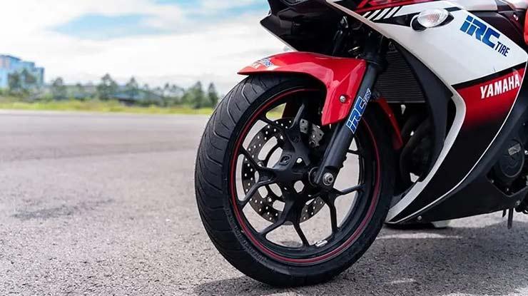 Biaya Ganti Ban Motor Sport