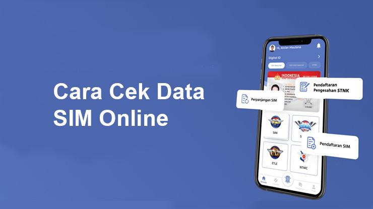 Cara Cek Data SIM Online