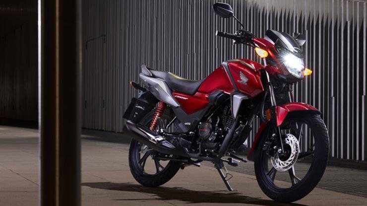 Desain Motor Honda CB150F