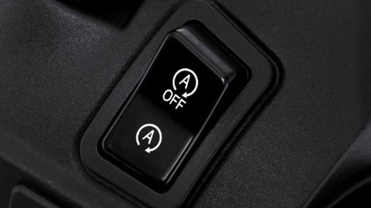 Fitur Start Stop System Yamaha Gear