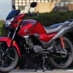 Harga Honda CB150F Indonesia
