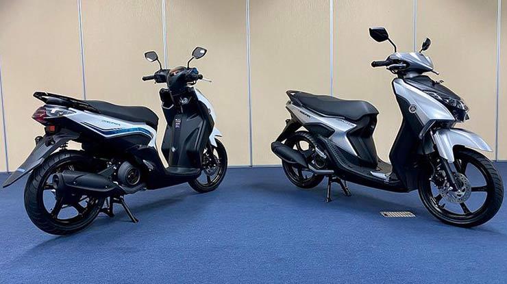 Harga Yamaha Gear 125