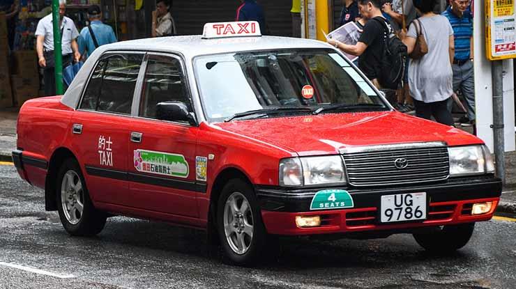 Mobil Toyota Crown Bekas Taksi