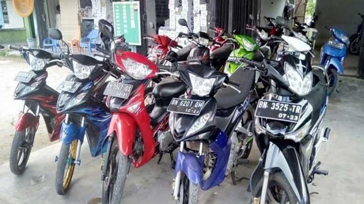 Motor Bekas Yamaha Harga 1 Jutaan