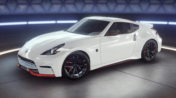 5. Nissan 370Z