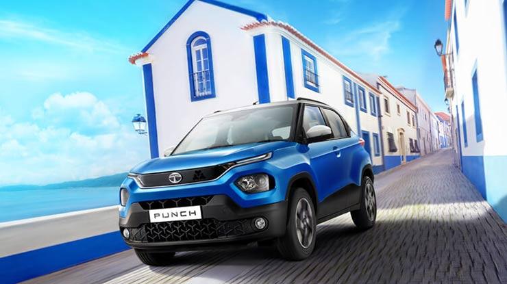 Harga Mobil Tata Punch SUV