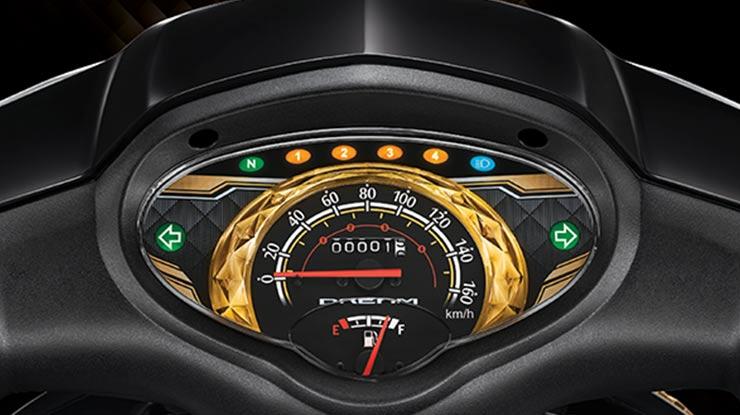 Speedometer Honda Astrea Reborn
